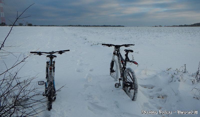 EVtt dans la neige : archives