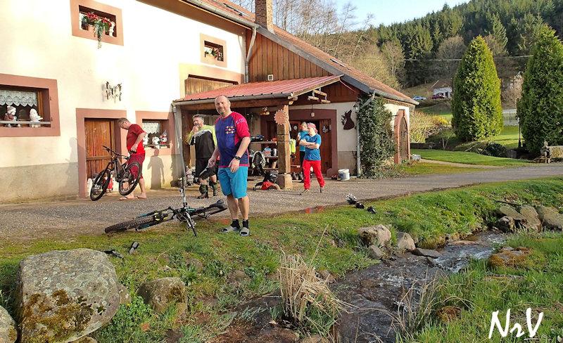 2018-04-08 Week-End Club dans les Vosges